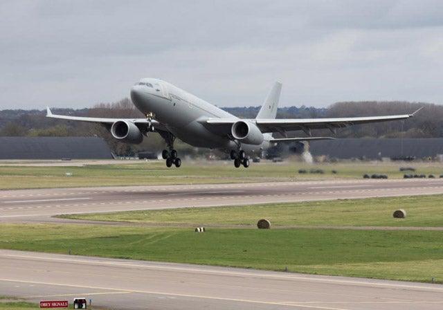 Airbus Military A330 Multi Role Tanker Transport (MRTT) future strategic transport aircraft (FSTA)