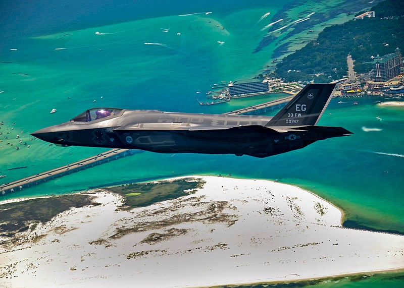 F-35 Lightning II Joint Strike Fighter (JSF) aircraft