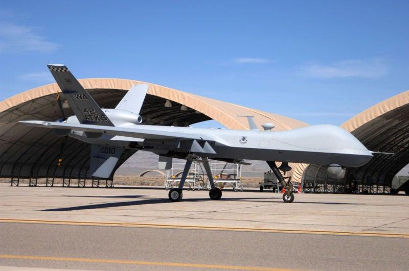 US Air Force MQ-9 Reaper UAS