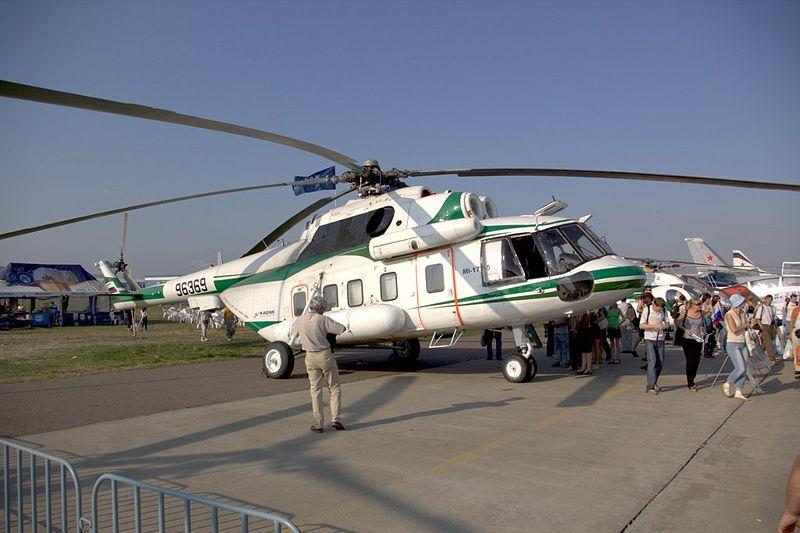 Mi-17V-5 tactical transport helicopter