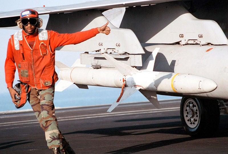 HARM missile