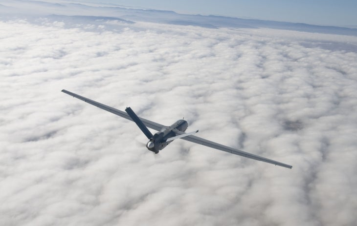 Anka UAV