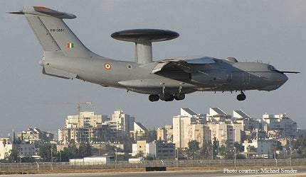 Indian Air Force EL/W-2090 Phalcon AEW&C