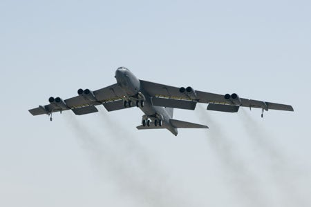 Boeing wins usaf s b 52 combat network communications for B b contract