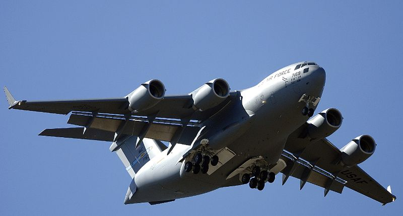 C-17 airlifter