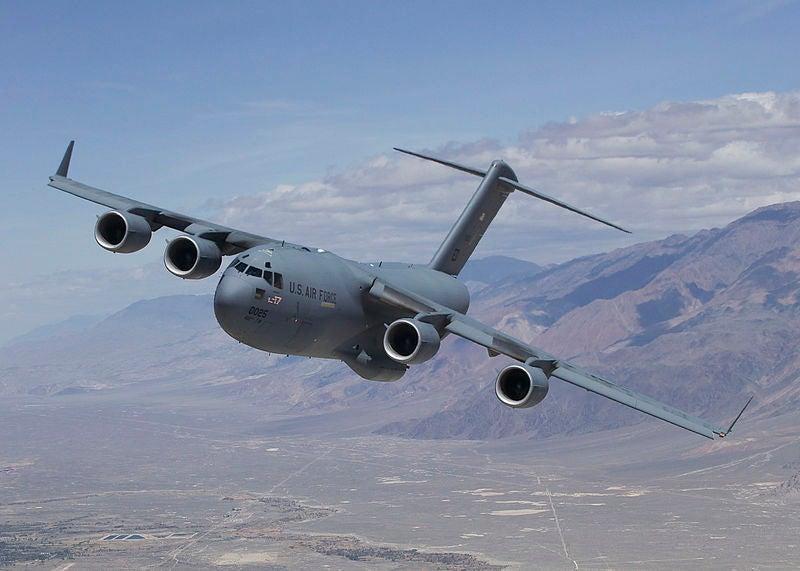 USAF fuel saving