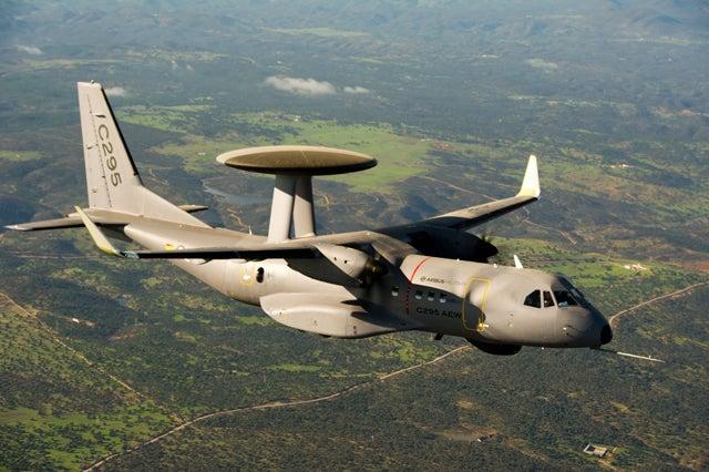 C295 aircraft