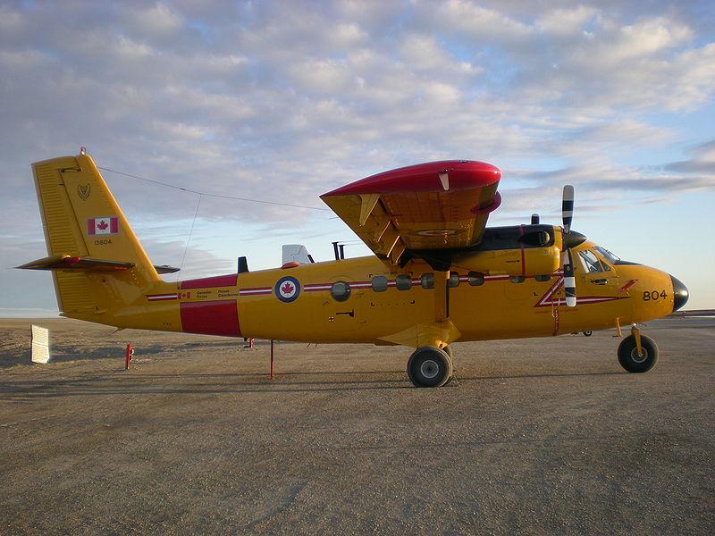 CC-138 Twin Otter aircraft