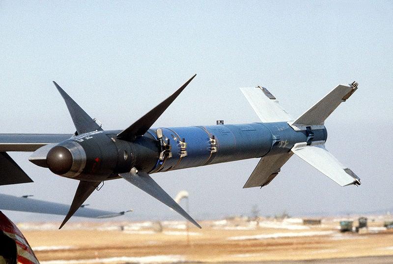 Captive air training missile