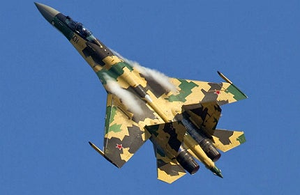China's deal to acquire Su-35 fighters from Russia revived a previous agreement