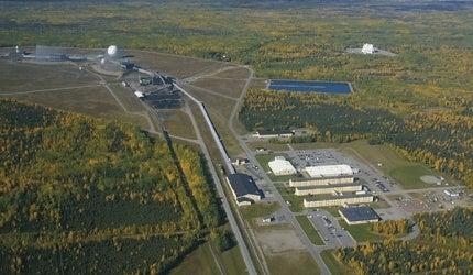 Clear Air Force Station, Alaska