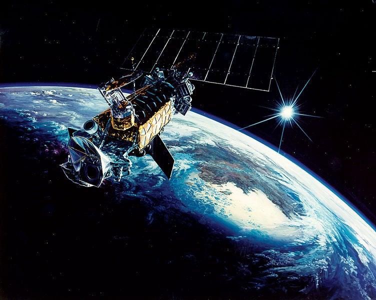 DMSP satellite