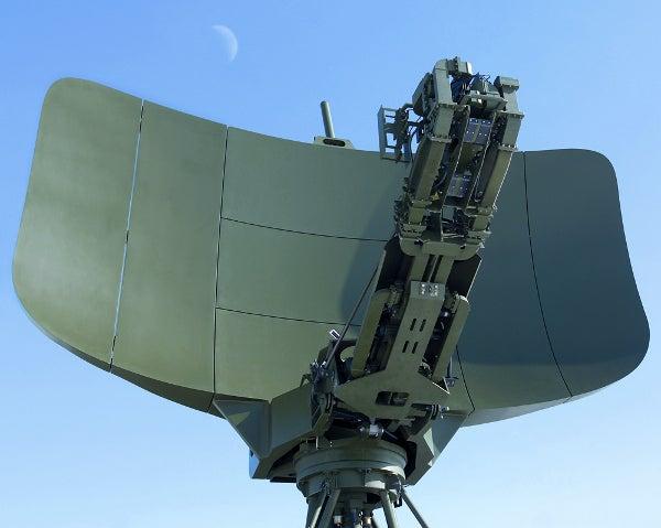 ATC surveillance radar
