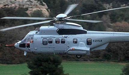 French Special Operations Command ordered eight EC 725 helicopters in November 2002