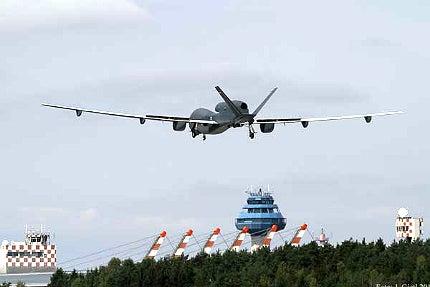Euro Hawk Unmanned Aerial System (UAS)