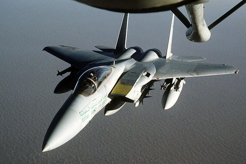 http://isr.goodrich.com/sensors_air_db110.html  http://isr.goodrich.com/Documents/DB-110.pdf F-15 S Eagle aircraft