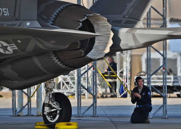 F-35A fighter