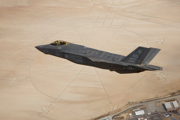 us dod clears f 35 jsf fleet to resume flight operations airforce