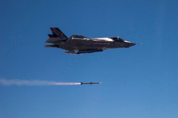 F-35A trials