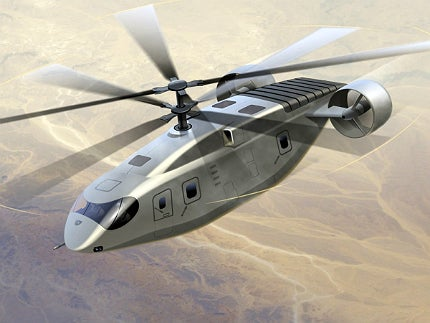Future Vertical Lift: The end of the helicopter as we know it?