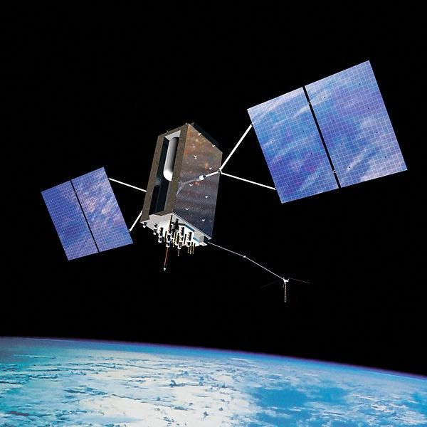 GPS III satellite