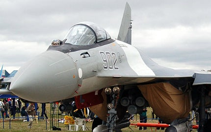Russia originally had concerns regarding its sale of Su-35 aircraft