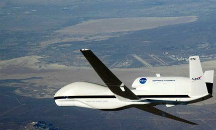 High altitude UAV