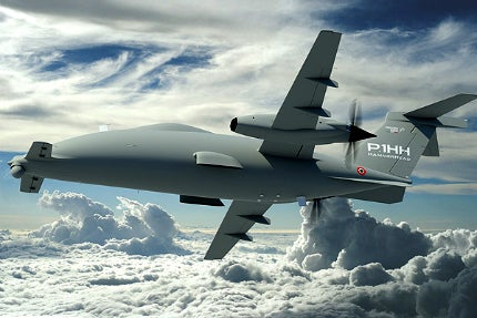 The UAS is designed primarily to perform intelligence, surveillance and reconnaissance