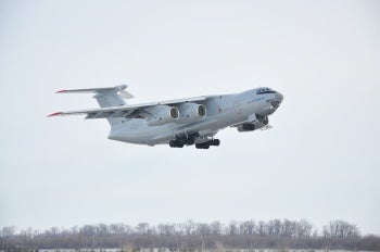 Il-476 aircraft