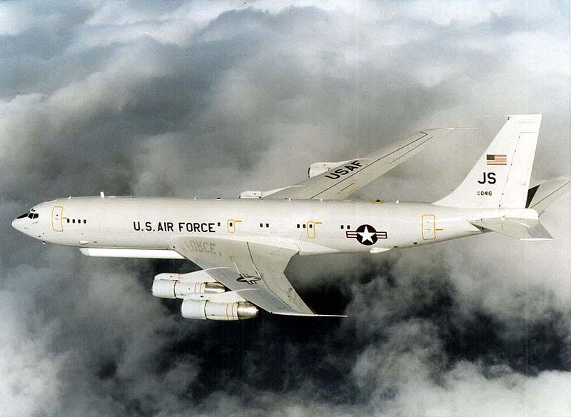 Joint STARS aircraft