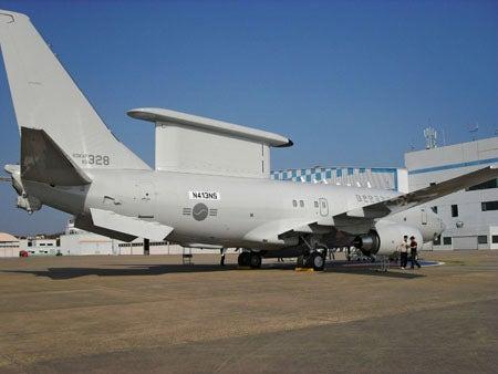 Boeing-built third Peace Eye 737 AEW&C aircraft
