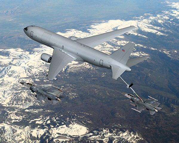 KC-46 aircraft