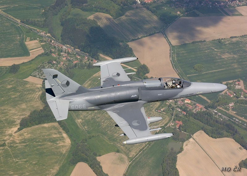 L-159 aircraft