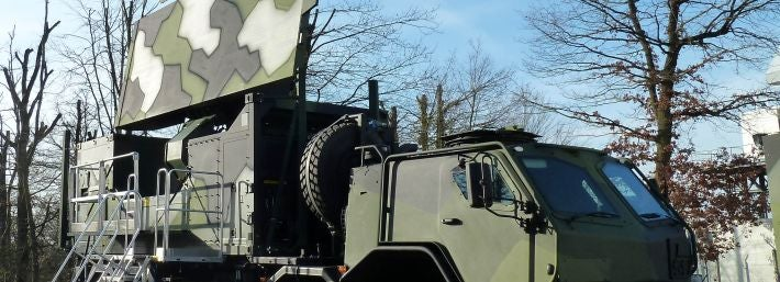 GM 400 radar