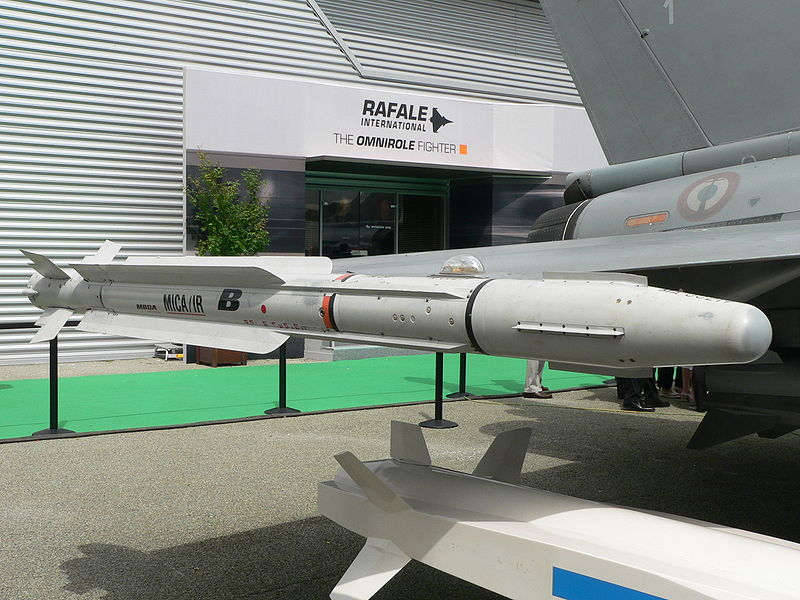 MICA air-to-air missile