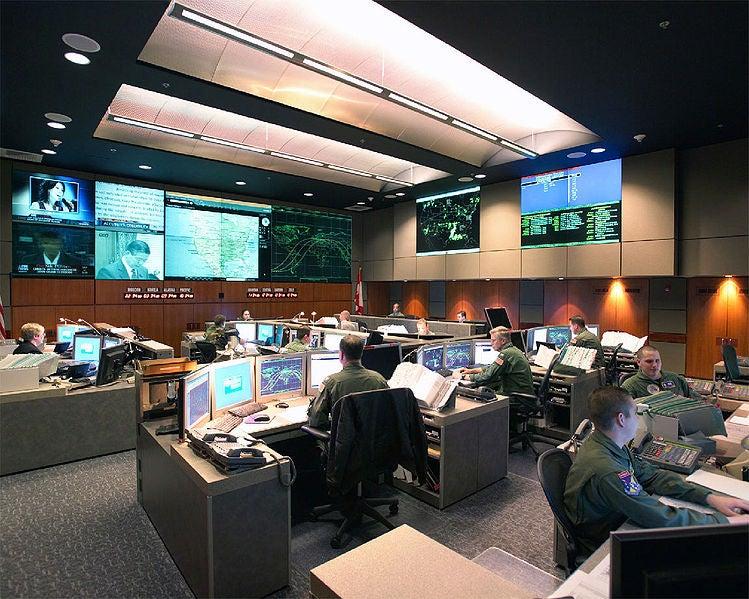 NORAD centre