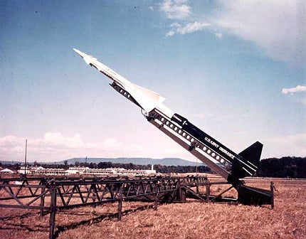 Nike Ajax: How the first surface-to-air missile changed warfare forever