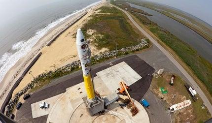 ORS-1 Reconnaissance Satellite