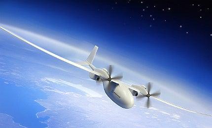 UAV Boeing
