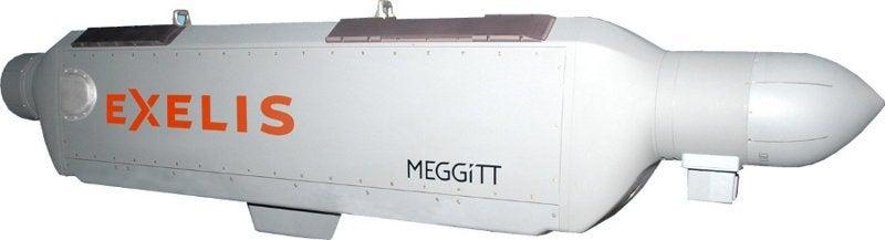 AIDEWS pod-mounted system