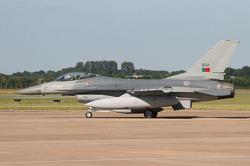 Portugal F-16 aircraft