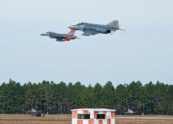 QF-16 target