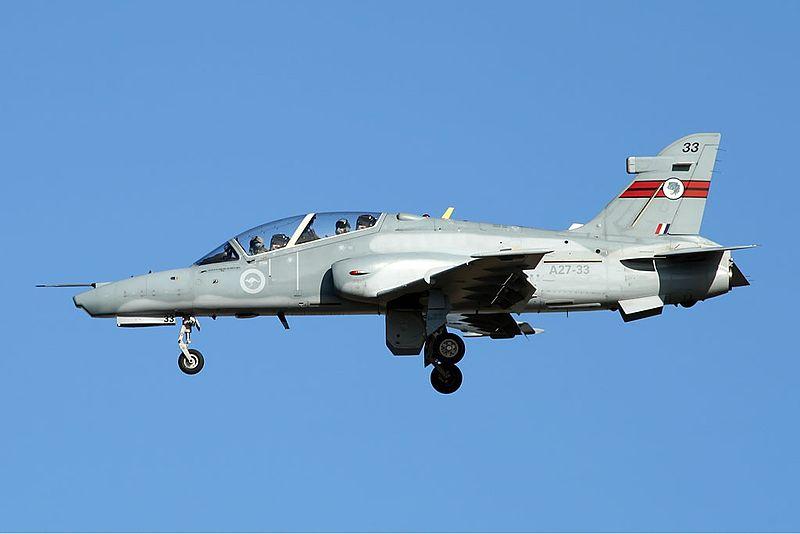 Hawk 127 aircraft