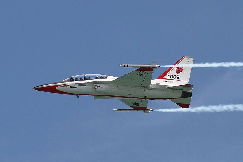 T-50 aircraft