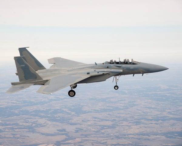 F-15 SA fighter