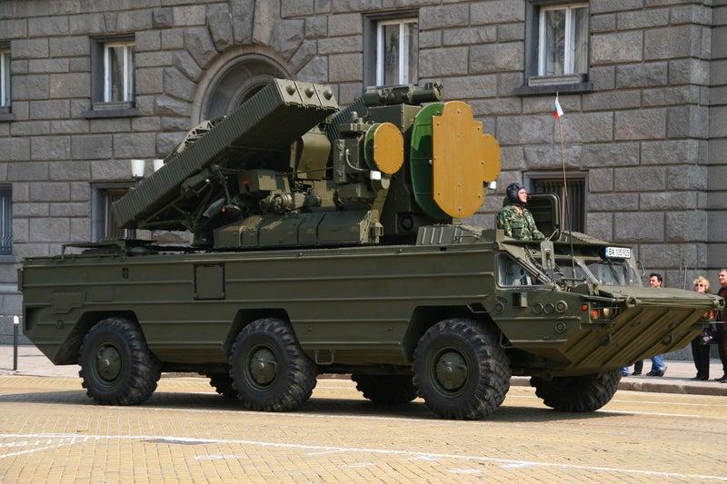 SA-8 TELAR