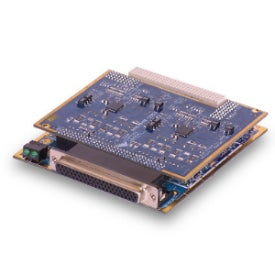 United Electronic Industries offers a high performance, two channel MIL-STD-1553 interface