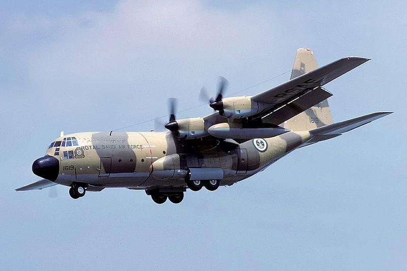 C-130H aircraft