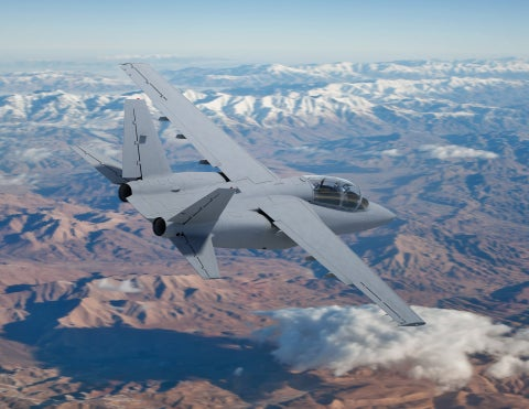 Scorpion aircraft