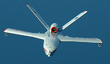 Sky-X can provide its operators with real-time intelligence information by performing surveillance over a large area